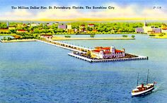 St. Petersburg, FL - hometown!