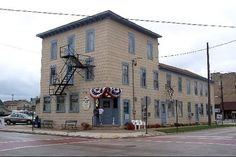 The Historic Washington House, Museum and Visitor Center | Two Rivers WI