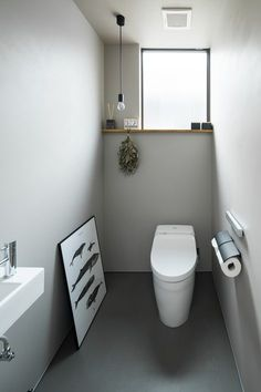 Wc Design, Toilet Design, House Design, Japanese Home Decor, Toilet Room, Downstairs Toilet, Natural Interior, Living Styles, House Rooms