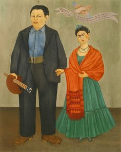 Frieda and Diego Rivera1931