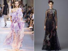 Красивые модные платья 2018-2019 года, фото, новинки, тенденции