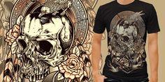 """INSCRIPTION"" t-shirt design by Firman Hatibu"