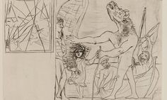 Leonardo's anatomy, Picasso's etchings and spiders' penises – the week in art