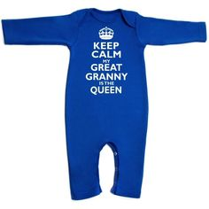 How amazing would it be to see the Royal Baby in this babygro?!