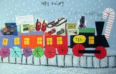 "From exhibit ""Polar Express - Grade 1"" by Alexander4295"