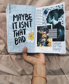 reminder: maybe it isn't that bad // #areebakeepsajournal