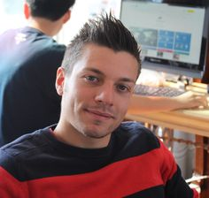 My name is Paolo Giovanazzi and I am 28 years old. I am an educator. I am funny and I like Staying with guys and spending time with them and doing activities. I like eating, watching TV, playing football and doing Martial Art. I like Purley Language College.