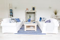 Odyssey is the fourth and final SS17 interior look from A by Amara, and it is the perfect way for refreshing your home for the spring / summer season. Inspired by a cool and relaxed approach to life, the Odyssey Interior Trend features a nod to grown-up nautical charm.