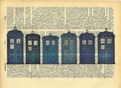 Police boxes