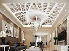 3D Wallpaper Mural sitting room Bedroom Embossed Ceiling Background wall W7803