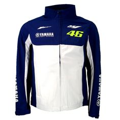 2017 Valentino Rossi VR46 M1 Racing Team For Yamaha MotoGP Soft Shell Jacket