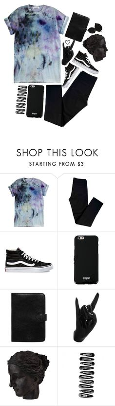 """""""•••"""" by gucci-af ❤ liked on Polyvore featuring J Brand, Vans, Givenchy, Mulberry, Thelermont Hupton, Ren-Wil, outfit, purple, black and Blue"""
