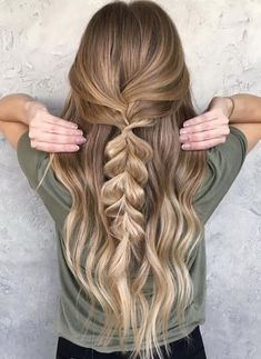 Top 15 Beautiful Braids Ideas 2018