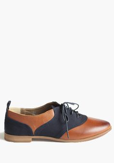Take A Walk Oxfords - $45.00 : ThreadSence.com, Free-spirited fashion for the indie-inspired lifestyle