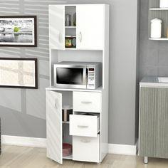 Inval Inval Kitchen Cabinet & Reviews | Wayfair