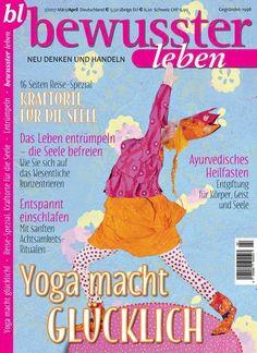 16 Seiten #Reise-Spezial: Kraftorte für die #Seele 🌅  Jetzt in bewusster leben:  #Achtsamkeit #Entspannung #Urlaub