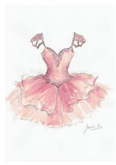 New Baby Dress Drawing 63 Ideas Ballet Drawings, Dancing Drawings, Ballerina Art, Ballet Art, Ballerina Drawing, Ballet Girls, New Baby Dress, Arte Fashion, Dress Fashion