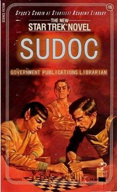 Sudoc:  Government Publications Librarian | Professional Library Literature | dime novel parodies