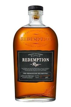 Redemption Straight Rye Whiskey Rye Whiskey Brands, Best Rye Whiskey, Bourbon Whiskey, Whiskey Cake, Rye Cocktails, Classic Cocktails, Sour Cocktail, Cocktail Recipes, Rye Grain