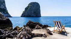 Capri, Italy Corinna B's World Glam Italia Tour 2014