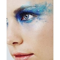 Image result for ice queen eye makeup