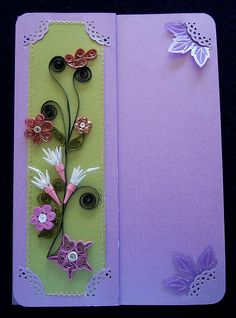 green and purple by yorkshirelass49, via Flickr