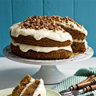 Carrot Cake #Recipe >>> http://www.picknpay.co.za/recipe-search-results/carrot-and-poppyseed-cake
