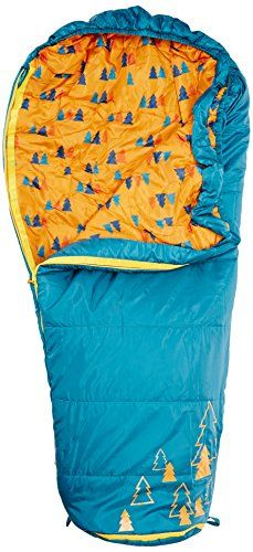 Kelty Big Dipper 30 Degree Kids Sleeping Bag - Blue >>> To view further for this item, visit the affiliate link Amazon.com.