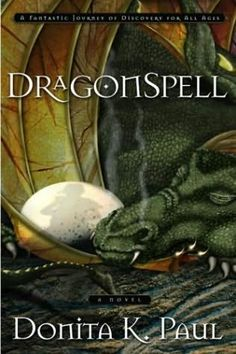 book cover of   DragonSpell