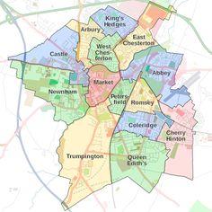 Cambridge boundaries       Newnham:  Ideal para estudiar en Cambridge    Cambridge es una ciudad universitaria inglesa que cuenta con varios siglos de historia desde su fundación. Se encuentra aproximadamente a 80 kilómetros de Londres.    #WeLoveBS #inglés #idiomas #Cambridge   #ReinoUnido #RegneUnit #UK  #Inglaterra #Anglaterra #College