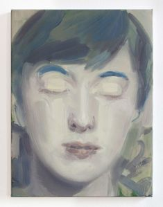Maureen Paley is a contemporary art gallery with an international programme. Oil Pastel Art, Portrait Illustration, Contemporary Paintings, Female Art, Art Inspo, Art Reference, Oil On Canvas, Art Gallery, Drawings