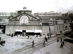 Mercado de San Antonio – Mercat de Sant Antoní - La Barcelona de antes