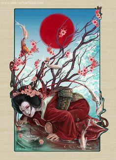 Creative Illustrations by Claudia Ianniciello
