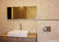 Mozaika kamienna OTOCZAKI LIGHT BROWN