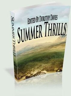 """""""SUMMER THRILLS"""" contains the 1920s ghost story, """"Someone to Watch Over Me,"""" by Henry Snider.  During the summer of 1925, one speakeasy offers a patron more than just alcohol.    http://www.amazon.com/Summer-Thrills-Neil-Leckman/dp/1617061808/ref=ntt_at_ep_dpt_4"""