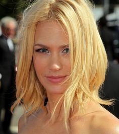 """Alright my hair is too long. There I said it. How about this """"long bob"""" super blonde."""