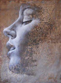 Max Gasparini 1970 ~ Portrait painter