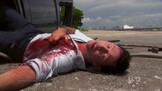 "Burn Notice 4x12 ""Guilty as Charged"" - Michael Westen (Jeffrey Donovan)"
