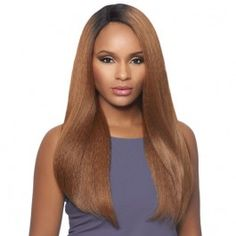 Outre Lace Front Wig L Part DOMINICAN BLOWOUT STRAIGHT