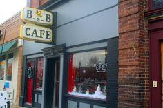 BZB Cafe - Jackson, Michigan