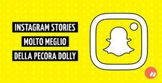 Instagram Stories: il clone di Snapchat senza alcuna pietà