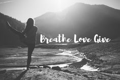 There is such a hunger in the Holy Yoga community to have your practice make a difference off your mat so others can experience transformation and freedom. The Breathe Love Give campaign is a step towards that. Help us bring in $10,000 in May to develop a curriculum and pilot it globally for those working with survivors of trauma looking to incorporate yoga.
