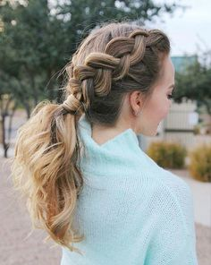 9 Ponytails for Every Occasion