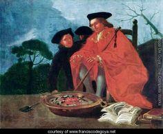 The doctor - Francisco De Goya y Lucientes - www.franciscodegoya.net