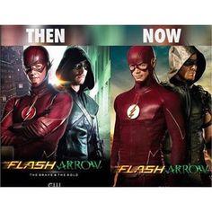 Arrow / The Flash