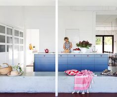 Take a look at some of the best kitchens we have spotted in *Australian House & Garden* magazine.