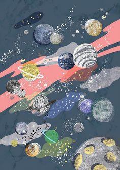 Oajaoaz #universe #space #art #followback #FF #L4L #colors
