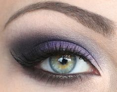 To create this stormy Spring eyeshadow look, take one of your small eyeshadow brushes and cover your lid with a neutral purple, nothing too bright or too ...