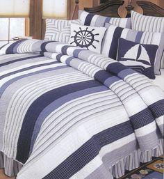 Nantucket Dream by C&F Quilts - BeddingSuperStore.com