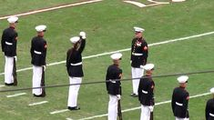 Awesome video of the USMC(Marines) Silent Drill Team
